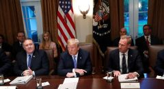 ترامب يستخدم حق الفيتو ضد قرار يحد من صلاحياته لشن حرب على إيران