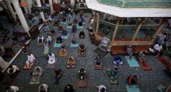الأردن : فتح المساجد للمصلين مع الحفاظ على التباعد الاجتماعي  ويحذر