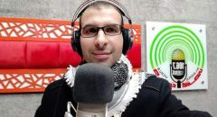 استشهاد الصحفي يوسف أبو حسين جراء قصف منزله بمدينة غزة