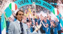 مانشيني يأمل أن تحافظ إيطاليا على سجلها الخالي من الهزائم إلى ما بعد مونديال قطر