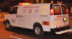 الناصرة : إصابة خطيرة لشاب بحادث دراجة نارية