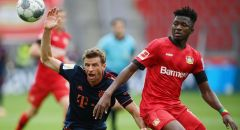 ليفركوزن ينهي مغامرة ساربروكن ويصل نهائي كأس ألمانيا