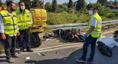 مصرع شاب (35 عامًا) في حادث طرق على شارع 44 في مركز البلاد