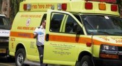 حيفا : حادثة اطلاق نار و اصابة متوسطة لشاب