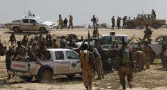 """الحشد الشعبي يتصدى لعملية تسلل من عناصر """"داعش"""""""