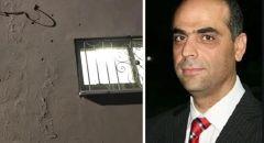 حزب الوفاء والإصلاح يستنكر جريمة اطلاق النار على منزل عائلة د. إياد زحالقة