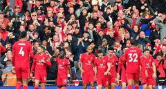 ليفربول يصدر بيانا بعد واقعة تعرض كادر مانشستر سيتي الفني لبصق من مشجع