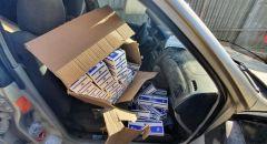 الشرطة تعتقل مشتبهين من ام الفحم والمنطقة بشبهة سرقة المئات من علب السجائر