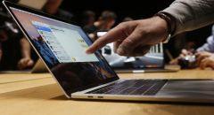 شركة آبل تصدر نماذج مطورة من حواسب MacBook