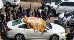 ضحايا جريمة القتل المروعة باطلاق نار قرب عيلبون هم: رجل وزوجته وابنته من الرملة