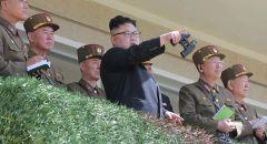 زعيم كوريا الشمالية  يغيب عن مناسبة وطنية مما اثار تكهنات بشأن صحته!