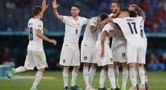 أول تعليق لمانشيني بعد فوز إيطاليا على تركيا في كأس أوروبا