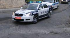 اعتقال 4 مشتبهين  من سكان كفر قرع لتورطهم في شجار