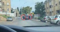 إعتقال مشتبهين من اللد جراء إطلاق النار على منزل في حيفا