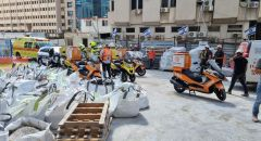 مصرع عامل سقط عن ارتفاع في ورشة بناء بمدينة تل ابيب