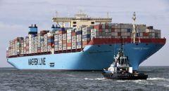 خليج عمان : انفجار سفينة لنقل السيارات مملوكة لشركة هليوس راي الاسرائيلية