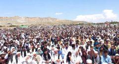 أفغانستان,,, اقامة تجمع ديني حاشد دون اكتراث بخطورة الكورونا