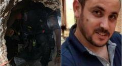 اخراج الشاب محمود كبها من برطعة جثة هامدة بعد 22 ساعة من محاولات انقاذه إثر سقوطه ببئر في عرعرة