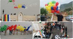 ابناء الطائفة المعروفية في الرامة يحتفلون بذكرى زيارة النبي شعيب عليه السلام
