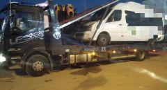 اعتقال سائق من عكا بشبهة قيادة حافلة عمومية تحت تأثير الكحول