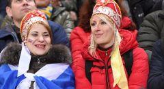 السويد تنقل مباراتها الودية إلى الأراضي الروسية