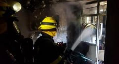 رحوفوت : مصرع شخص بعد اندلاع حريق في بيت للمسنين