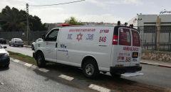 حادث طرق بين شاحنة ومركبة قرب مجد الكروم يسفر عن اصابة خطيرة