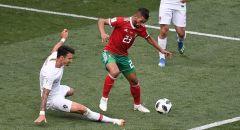 اعتقال لاعب المنتخب المغربي المهدي كارسيلا في بلجيكا لخرقه الحجر الصحي
