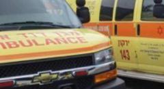 إصابة رجل (60 عامًا) بجراح بالغة الخطورة إثر تعرّضه للدهس بحادث ضرب وهرب في يافا - تل أبيب