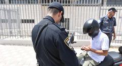 باقة الغربية: حملات مكثفة للشرطة وتحرير مخالفات واعتقال مشتبهين