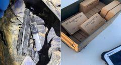 النقب: اعتقال 3 مشتبهين بحيازة أسلحة ومخدرات