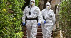 """الشرطة تعثر على مريض كورونا مؤكد يستجم في فندق """"كلوب هوتيل"""" ايلات"""