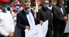 النائب جبارين يزور دائرة التشغيل في وادي عارة ويستمع لقضايا العمل والبطالة