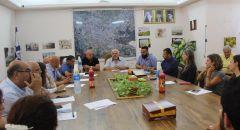 جمعية الجليل تفتتح المشروع الريادي لبناء قدرات محلية للصمود أمام تغيير المناخ في شفاعمرو