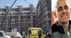 مصرع ناصر عبد القادر ريان من كفر برا بعد سقوط جسم ثقيل عليه في ورشة بناء بمركز البلاد