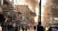 الكشف عن حصيلة قتلى تفجير سيارة مفخخة في سوريا
