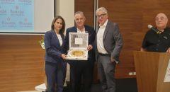 بلدية الناصرة في مؤتمر بعنوان نعود لنحيي السياحة في الناصرة