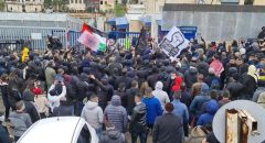 تصعيد الحراك والخروج بمسيرة توابيت اليوم في مدينة ام الفحم احتجاجًا على العنف والجريمة