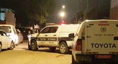 مدينة رهط : مصرع سيدة ( 30 عاما ) تعرضت لإطلاق نار داخل منزل