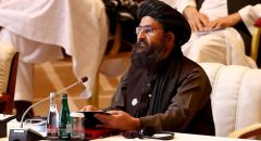 """""""طالبان"""" الأفغانية تدعو الرئيس الأمريكي الجديد إلى الالتزام باتفاق سحب القوات الأمريكية"""