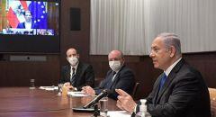 نتنياهو يجري اجتماع مغلق مع ورؤساء سلطات محلية عربية