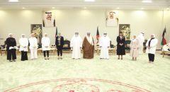 أول قاضيات في تاريخ الكويت.. 8 نساء يؤدين اليمين الدستورية