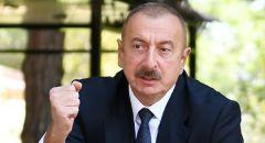 علييف: قره باغ أرض أذربيجانية سنستعيدها وعلى أرمينيا وضع جدول لسحب قواتها ثم نوقف القتال