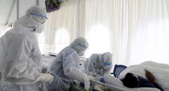 513 إصابة بالكورونا بحالة خطيرة ,, إستمرار الدالة التصاعدية في عدد الوفيّات والمصابين بالفيروس
