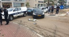 عرابة: اصابة حرجة لسيدة(41 عاما)  بعد تعرضها للطعن بعد حادث طرق مع سيارة اخرى على الشارع الرئيسي