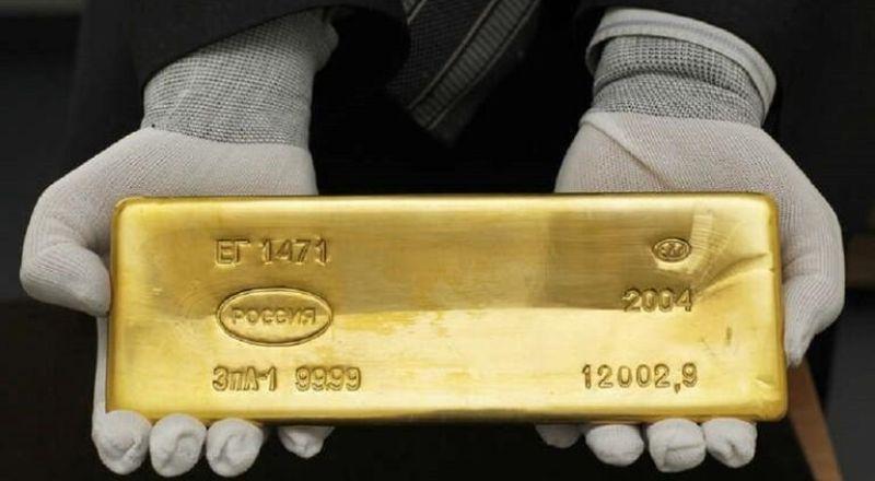 هبوط الذهب إلى أدنى مستوى في 4 أشهر