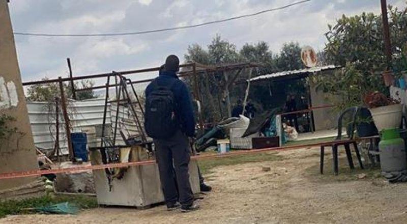 كارثة بالنقب ووفاة ٣ اطفال اثر اشتعال النار في احد المنازل