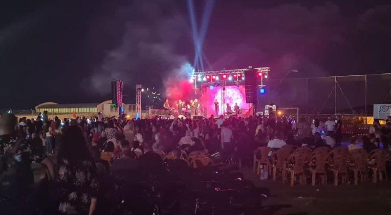 بأجواء بهيجة وفرحة لا تضاهيها فرحة اختتام مهرجان الأضحى في دير حنا