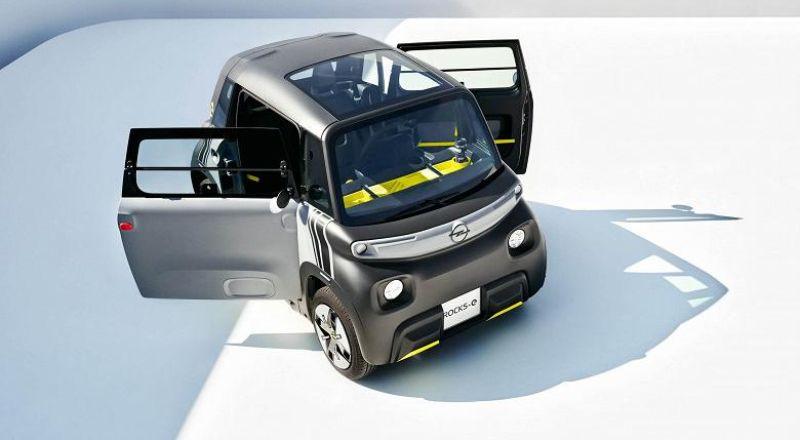 أوبل تكشف النقاب عن سيارة كهربائية بقيمة 7000 دولار وقيادتها لا تتطلب رخصة!