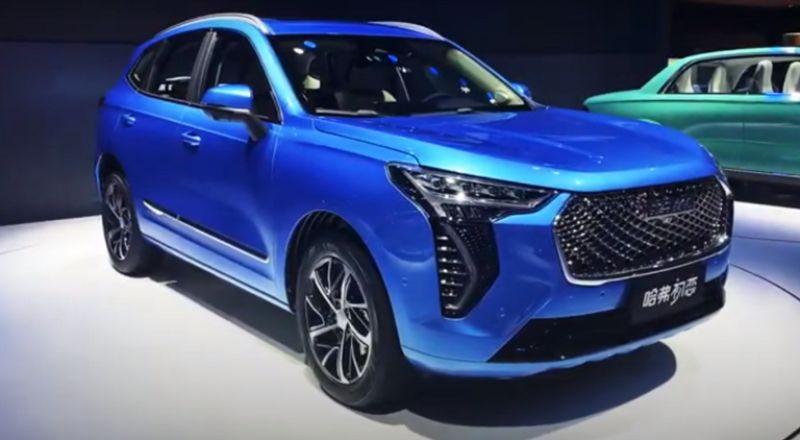 الصينية Haval تتحدى أقوى شركات السيارات بتحفة متطورة وأنيقة